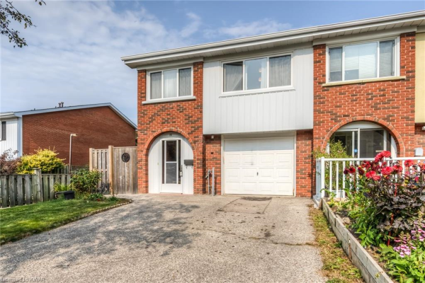 70 OVERLEA Drive, Kitchener