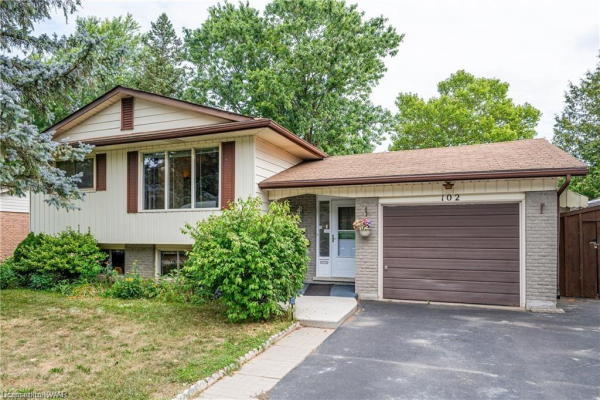 102 SHEA Crescent, Kitchener