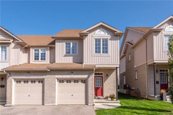 105 PINNACLE Drive, Kitchener