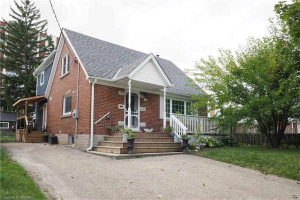 17 BELMONT Avenue E, Kitchener
