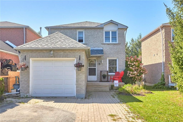 74 WALLACE Drive, Barrie