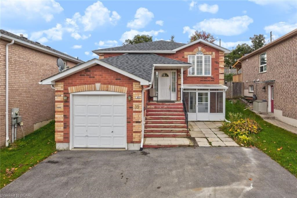 39 FOREST DALE Drive, Barrie