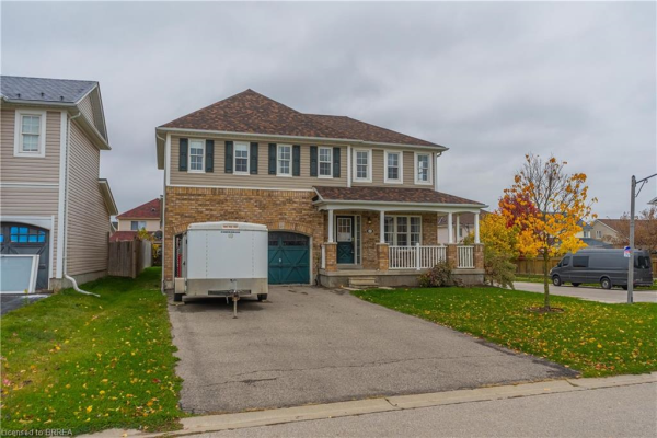 2 MATHEWS Court, Brantford