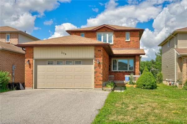 294 HICKLING Trail, Barrie