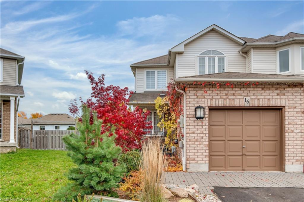 16 SUNSET Place, Barrie