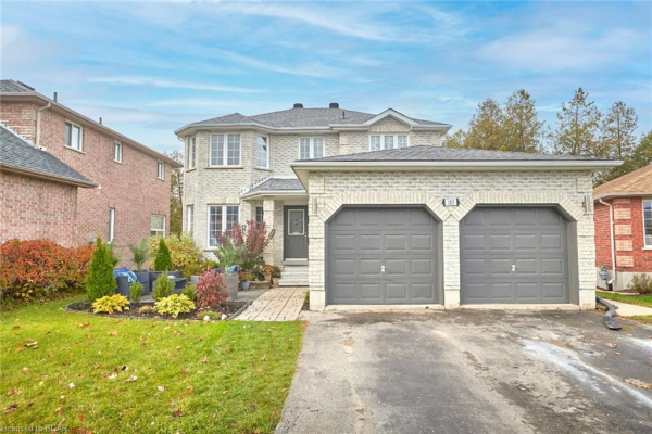 103 GRACE Crescent, Barrie