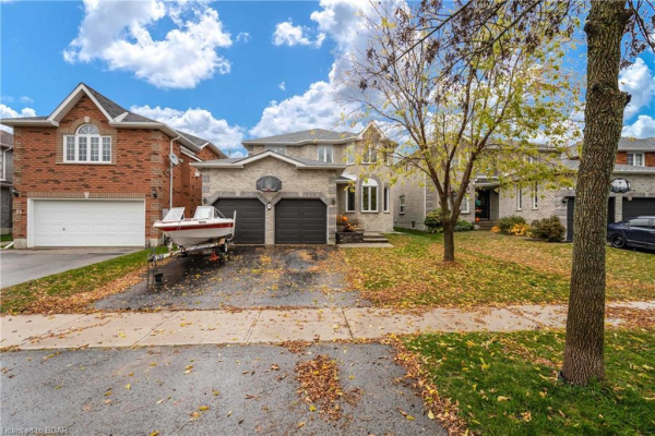 19 BLACK WILLOW Drive, Barrie