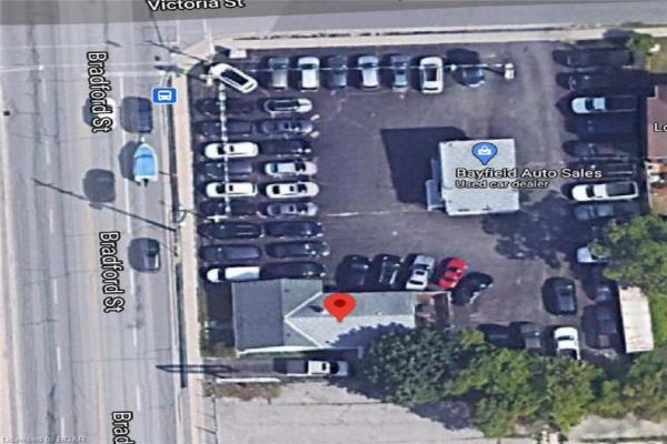 119 & 125 BRADFORD Street, Barrie