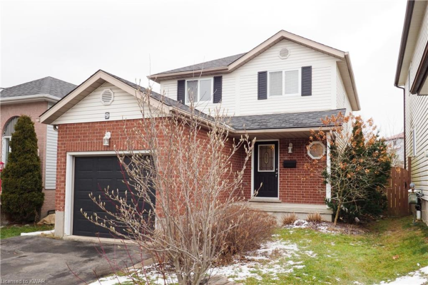 9 DAWN RIDGE Drive, Kitchener