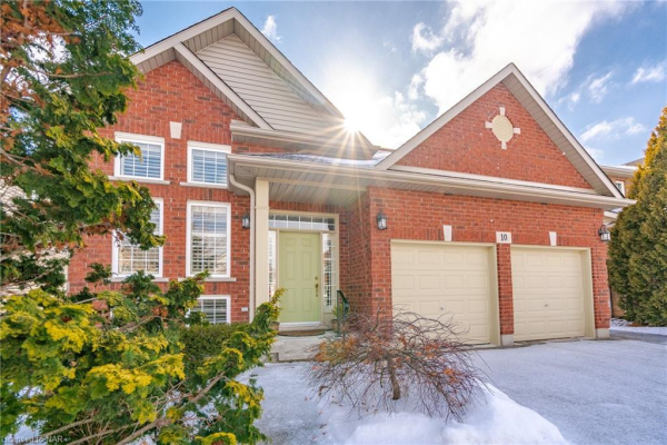 10 JUSTIN Crescent, St. Catharines