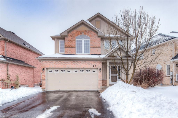 46 STEPHENSON Road, Brantford