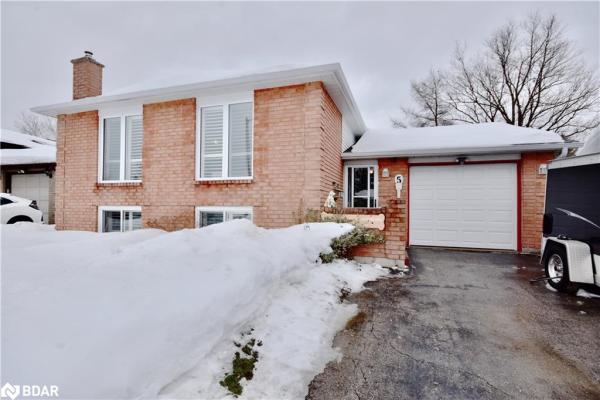 5 FORD Street, Barrie