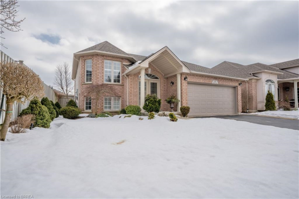 25 CASSON Lane, Brantford