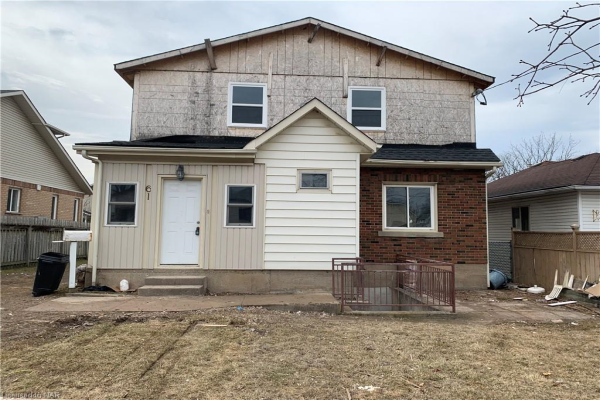 61 BUNTING Road, St. Catharines