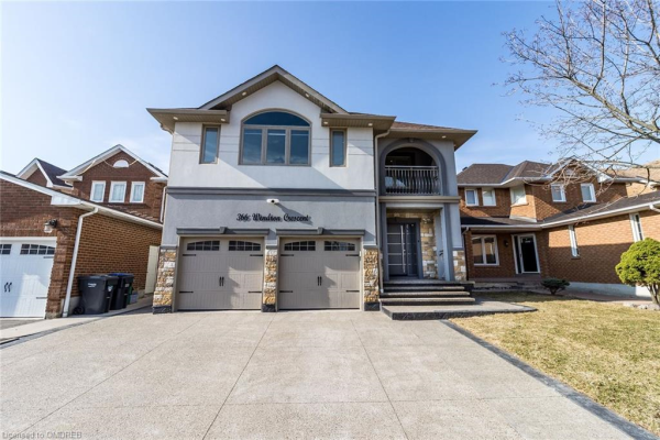 366 WENDRON Crescent W, Mississauga
