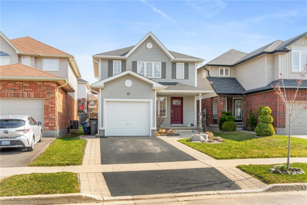 12 LINKE Place, Guelph