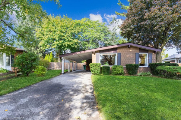 1971 DEANHOME Road, Mississauga