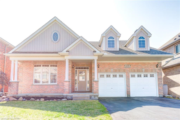 258 RIDGEMERE Court, Kitchener