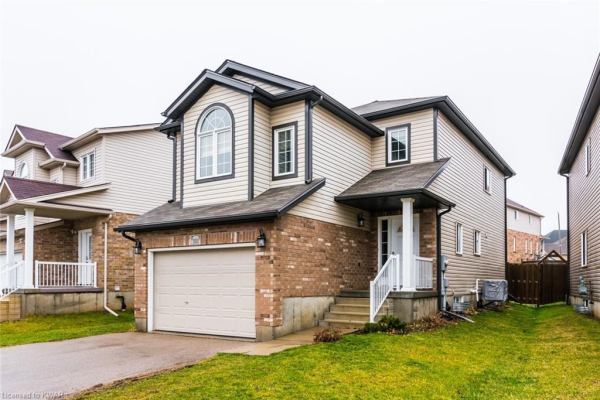 1300 COUNTRYSTONE Drive, Kitchener