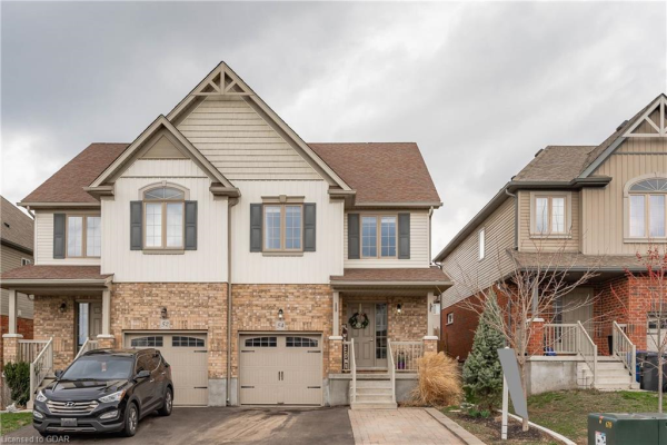 54 COULING Crescent, Guelph