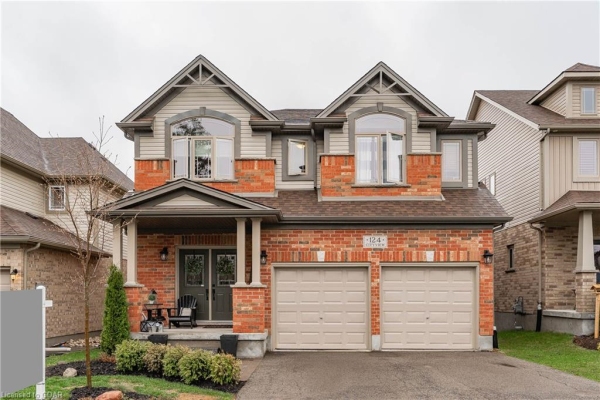 124 CITYVIEW Drive N, Guelph