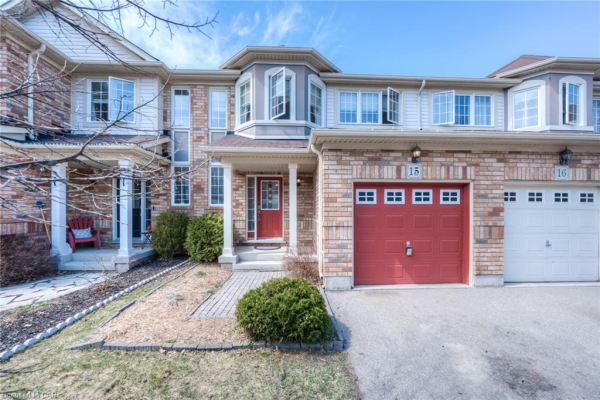 71 GARTH MASSEY Drive, Cambridge
