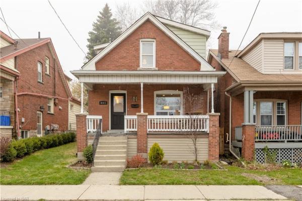 482 UPPER WENTWORTH Street, Hamilton