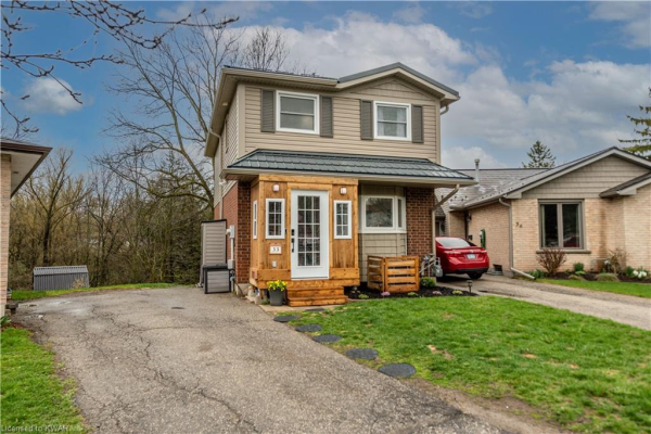 33 OLD CARRIAGE Court, Kitchener