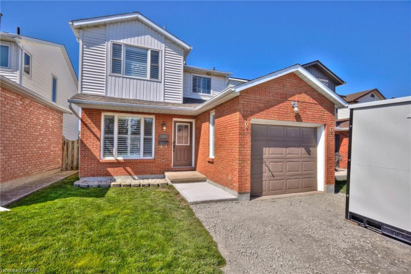 79 ST AUGUSTINE Drive, St. Catharines