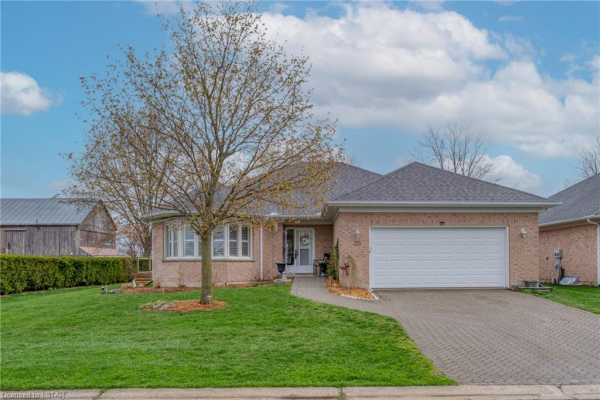 20 ILDERBROOK Circle, Ilderton