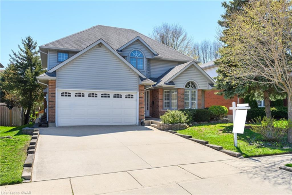 25 ROBIN Road, Guelph