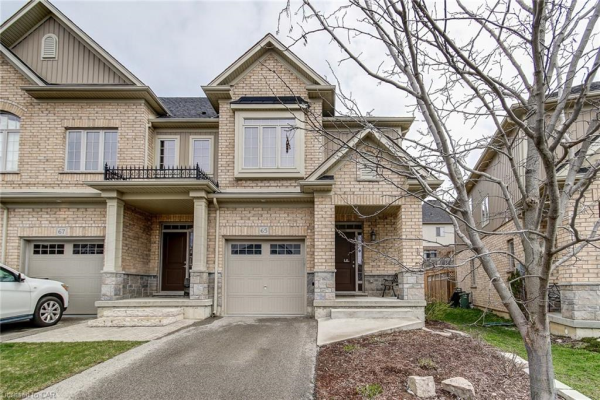 65 FRASSON Drive, Guelph