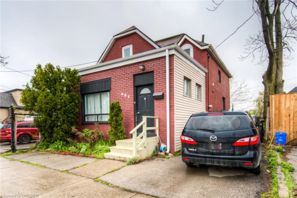 451 CANNON Street E, Hamilton