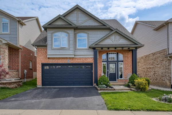 3190 SETTLEMENT Trail, London