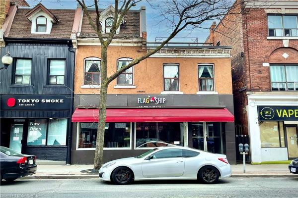 237 JAMES Street N, Hamilton
