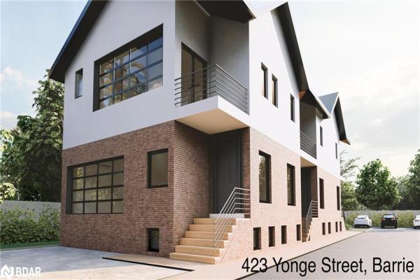 423 YONGE Street, Barrie