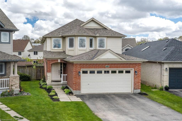 853 CROSSCREEK Place, London