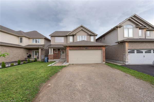 81 MARSHALL Drive, Guelph