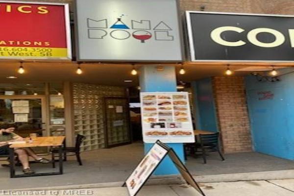 2100 BLOOR Street W, Toronto