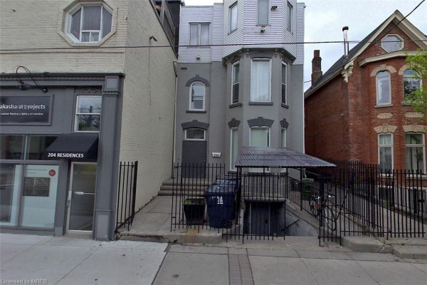 206 CARLTON Street, Toronto