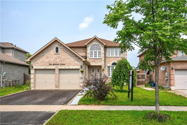 164 SPROULE Drive, Barrie