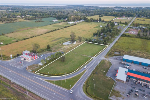 N/A HIGHWAY 3 & EMPIRE Road, Port Colborne