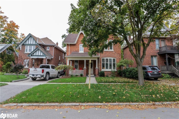 26 PARKSIDE Drive, Barrie