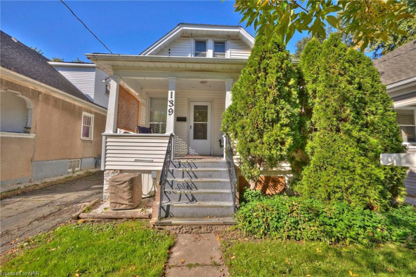 139 PAGE Street, St. Catharines