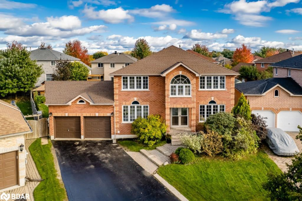 15 GREGORY Court, Barrie