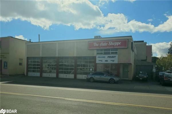 66 TORONTO Street, Barrie