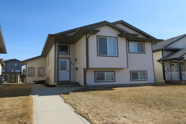 64 Iverson  Close, Red Deer