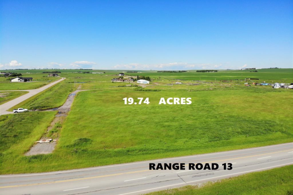 262227 Range Rd 13, Rural Rocky View County