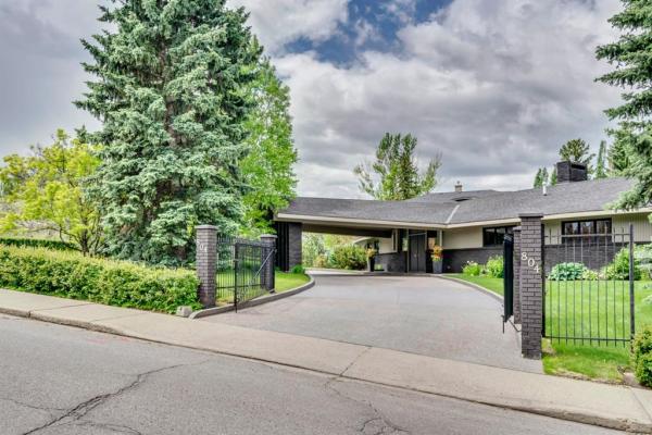 804 HILLCREST Avenue SW, Calgary