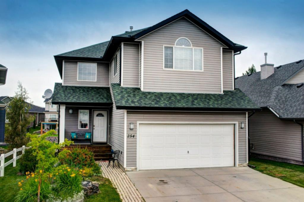 254 BAYSIDE  Point SW, Airdrie